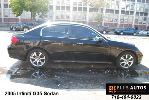2005 Infiniti G35 for sale in Brooklyn NY