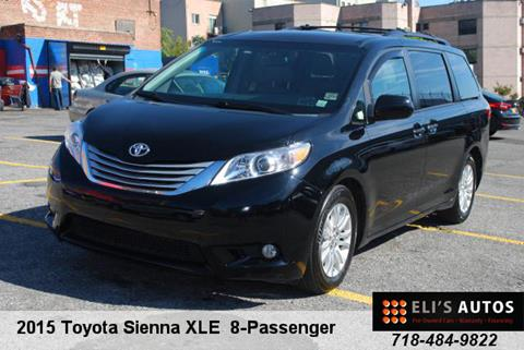 2015 Toyota Sienna for sale in Brooklyn, NY