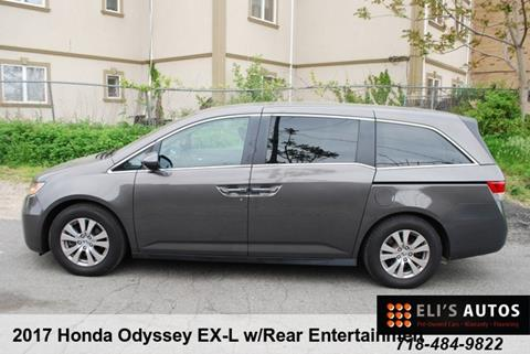 2017 Honda Odyssey for sale in Brooklyn, NY