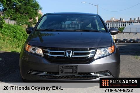 2017 Honda Odyssey for sale in Brooklyn, NY