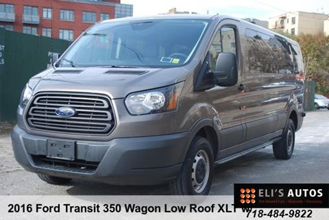 2016 Ford Transit Passenger for sale in Brooklyn, NY