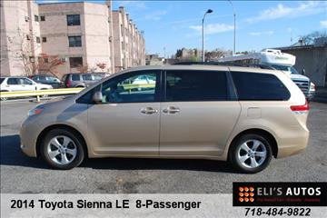 2014 Toyota Sienna for sale in Brooklyn, NY