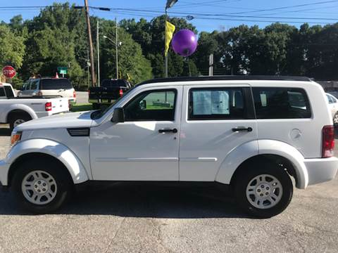 2011 Dodge Nitro for sale at PIRATE AUTO SALES in Greenville NC