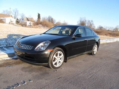 2004 Infiniti G35 for sale in Lexington, KY