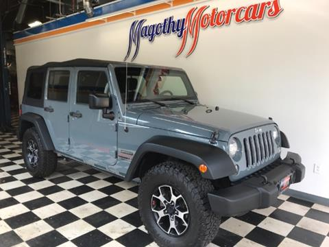 2015 Jeep Wrangler Unlimited for sale in Pasadena, MD