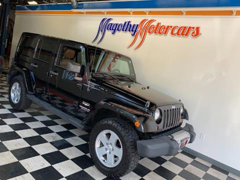 2011 Jeep Wrangler Unlimited for sale in Pasadena, MD