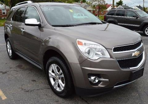 2012 Chevrolet Equinox for sale in New Castle, DE