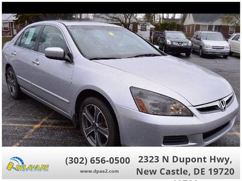 2007 Honda Accord for sale in New Castle, DE