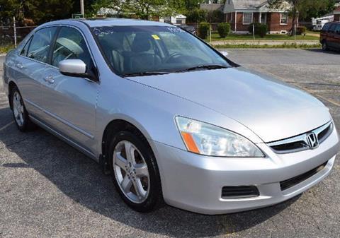 2007 Honda Accord for sale in New Castle, DE