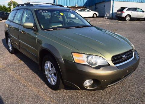 2005 Subaru Outback for sale in New Castle, DE