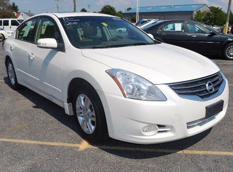 2010 Nissan Altima for sale in New Castle, DE