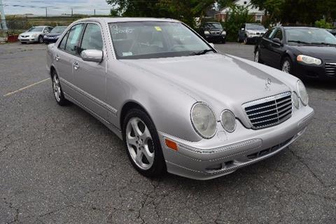 2002 Mercedes-Benz E-Class for sale in New Castle, DE