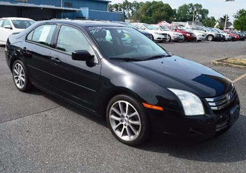 2008 Ford Fusion for sale in New Castle, DE