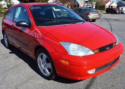 2003 Ford Focus for sale in New Castle, DE