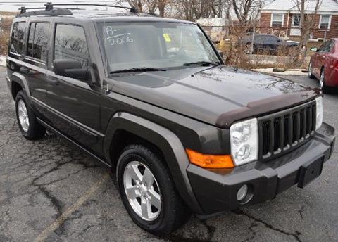 2006 Jeep Commander for sale in New Castle, DE