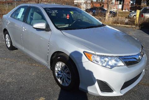 2013 Toyota Camry For Sale In New Castle, DE