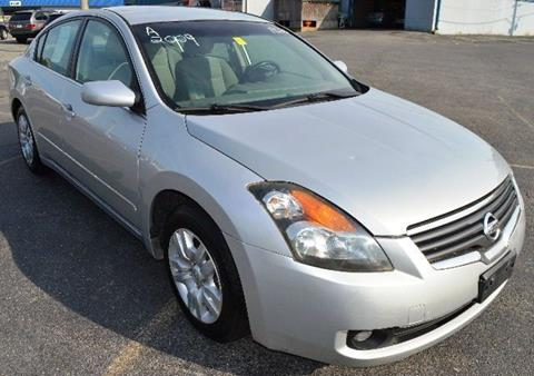2009 Nissan Altima for sale in New Castle, DE