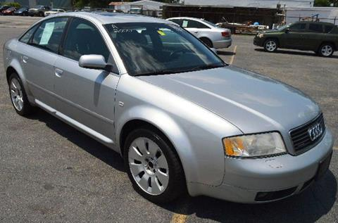 Audi A For Sale In Columbia SC Carsforsalecom - 2000 audi a6