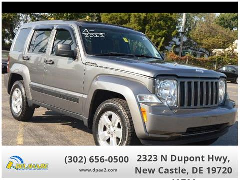 2012 Jeep Liberty for sale in New Castle, DE