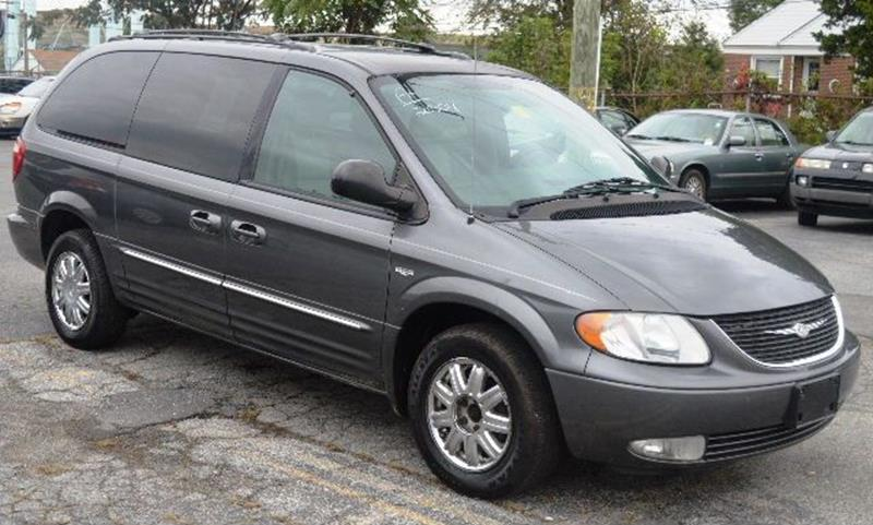 2004 Chrysler Town And Country Touring 4dr Extended Mini Van In New