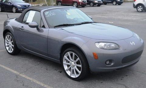 used 2006 mazda mx-5 miata for sale - carsforsale®
