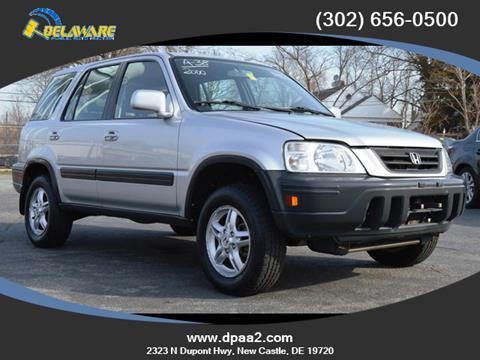 2000 Honda CR-V for sale in New Castle, DE