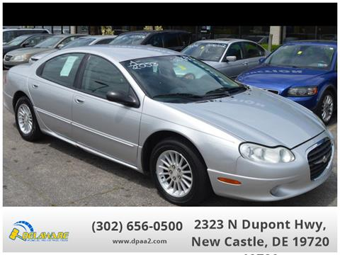 Cars For Sale In Delaware >> 2003 Chrysler Concorde For Sale In New Castle De