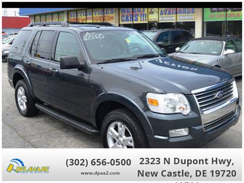 2010 Ford Explorer for sale in New Castle, DE