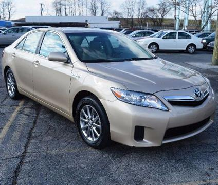2011 Toyota Camry Hybrid for sale in New Castle, DE