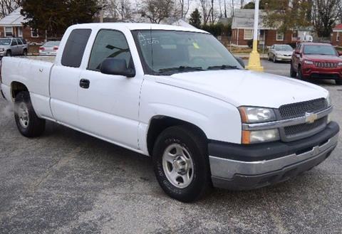 2004 Chevrolet Silverado 1500 for sale in New Castle, DE