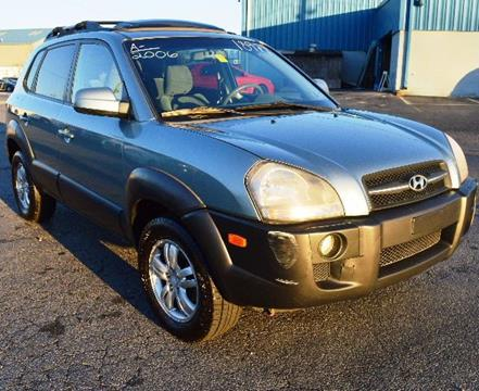 2006 Hyundai Tucson for sale in New Castle, DE