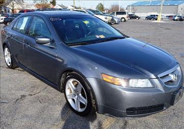 2006 Acura TL for sale in New Castle, DE