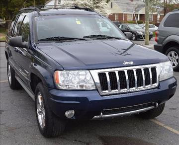 2004 Jeep Grand Cherokee for sale in New Castle, DE