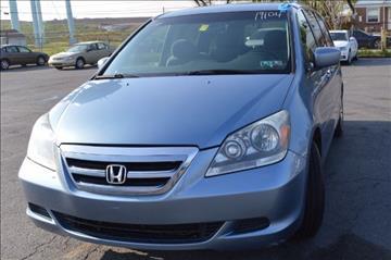 2005 Honda Odyssey for sale in New Castle, DE
