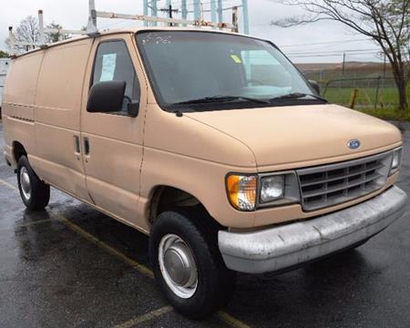 1996 Ford E-350