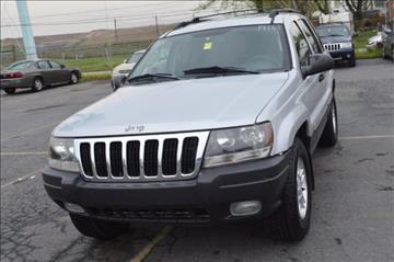 2003 Jeep Grand Cherokee for sale in New Castle, DE