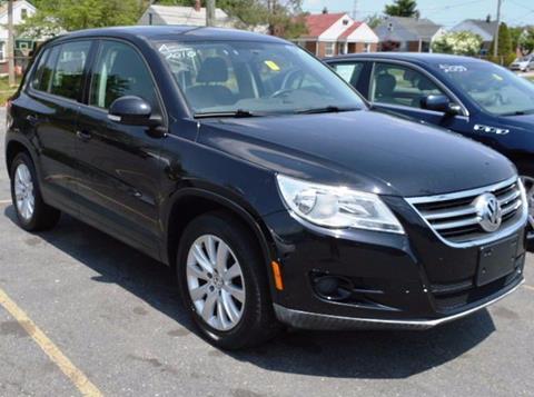 2010 Volkswagen Tiguan for sale in New Castle, DE