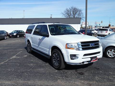 2015 Ford Expedition EL for sale in Janesville, WI