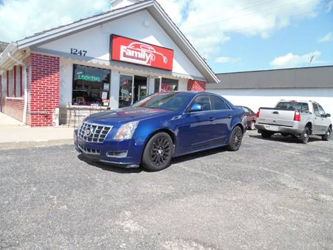 2012 Cadillac CTS for sale in Janesville, WI