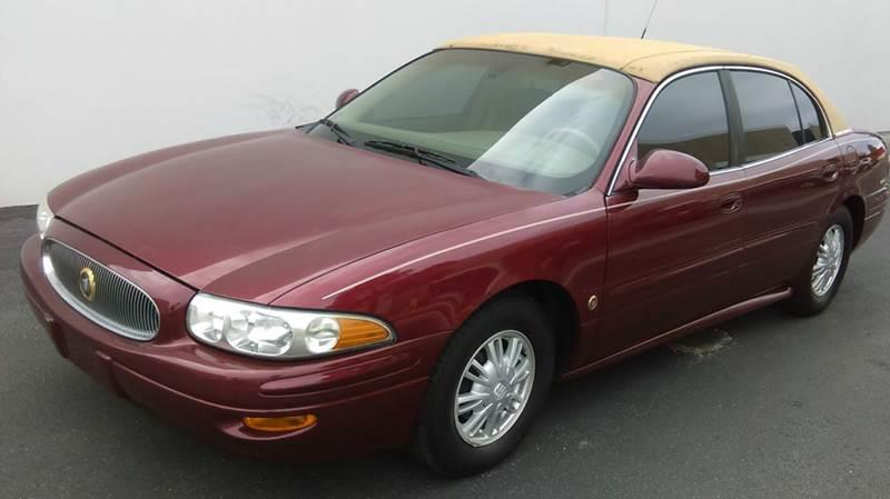 Used Cars in Las Vegas 2002 Buick LeSabre