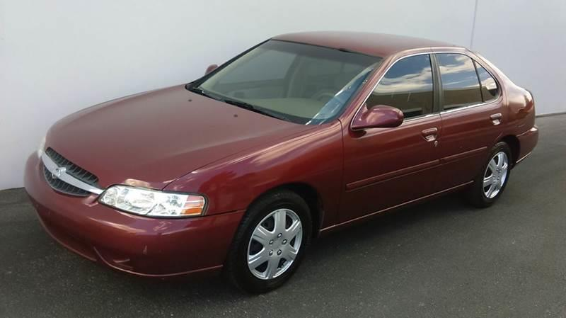 Used Cars in Las Vegas 2001 Nissan Altima