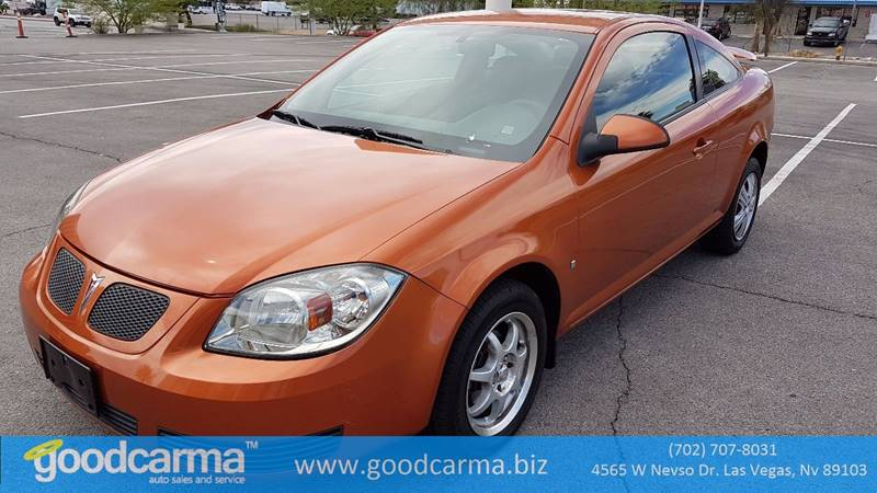 Used Cars in Las Vegas 2007 Pontiac G5
