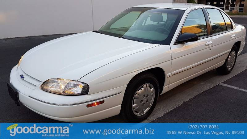 Used Cars in Las Vegas 1999 Chevrolet Lumina