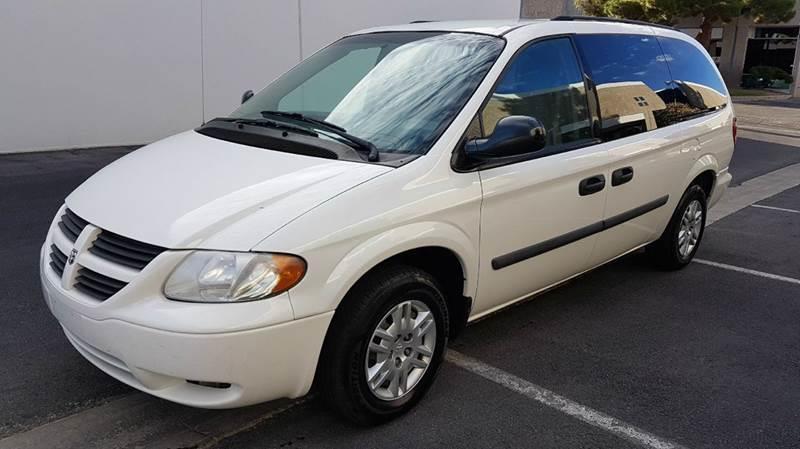 Used Cars in Las Vegas 2006 Dodge Grand Caravan