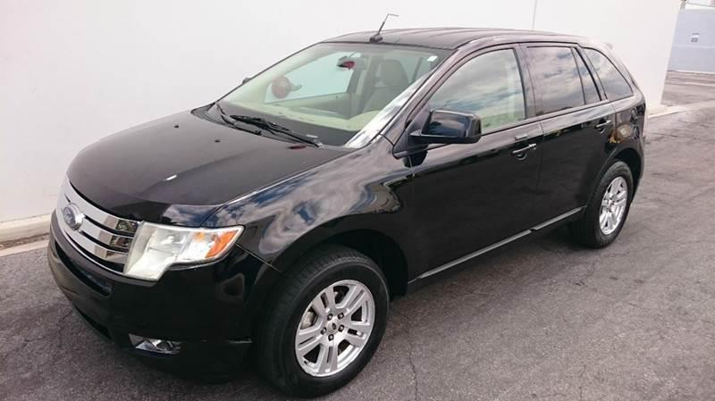 Used Cars in Las Vegas 2007 Ford Edge