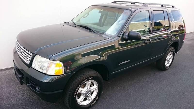 Used Cars in Las Vegas 2004 Ford Explorer
