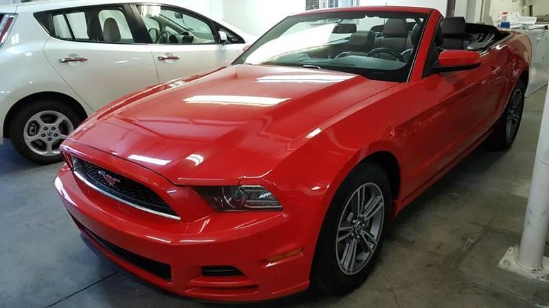 Used Cars in Las Vegas 2013 Ford Mustang