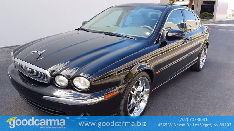 Used Cars in Las Vegas 2004 Jaguar X-Type
