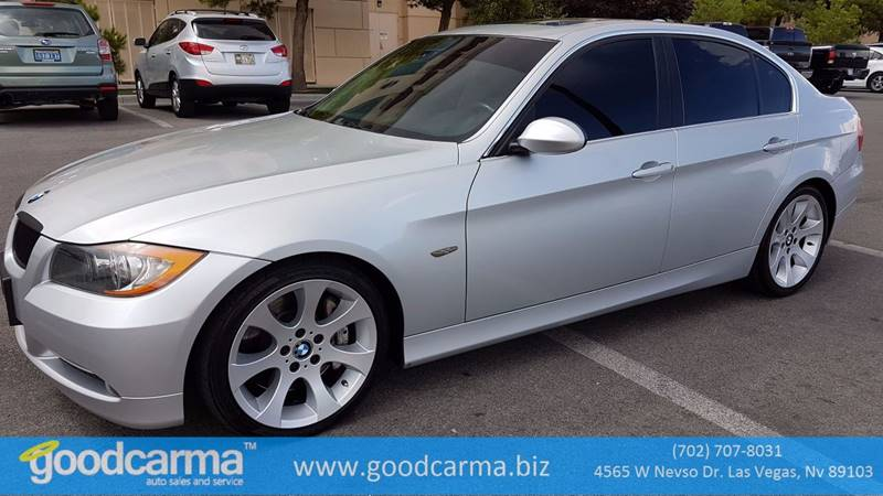 Used Cars in Las Vegas 2008 BMW 3 Series