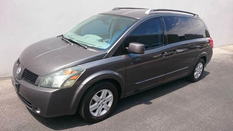Used Cars in Las Vegas 2004 Nissan Quest